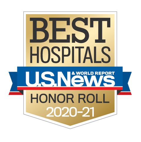 Brigham and Women's Cancer Center is ranked #4 nationally and the best in New England.